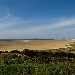 panorama terschelling