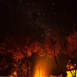 Nachtfotografie Australië