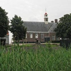 Kerkje van Schokland (Noordoostpolder)