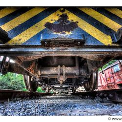 La gare Hombourg 1