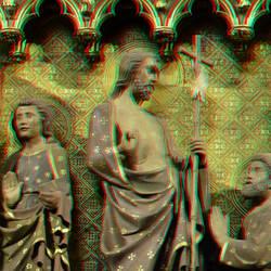 Cathédrale Notre Dame Paris 3D