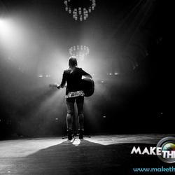 Femke on Stage
