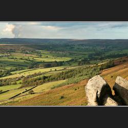Vergezicht Yorkshire