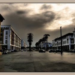 A winter day in Rabat
