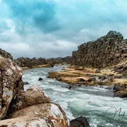 Thingvellir, IJsland