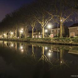 avondwandeling in Dirksland