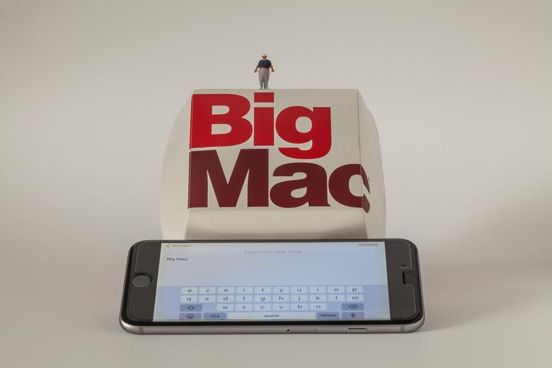 Big MAC - Waar haalt Apple de mosterd toch vandaan?