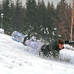 sneeuwsnelheid
