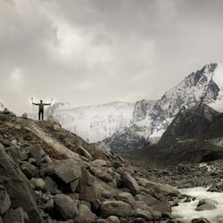 Naar de start van de Belukha gletsjer!