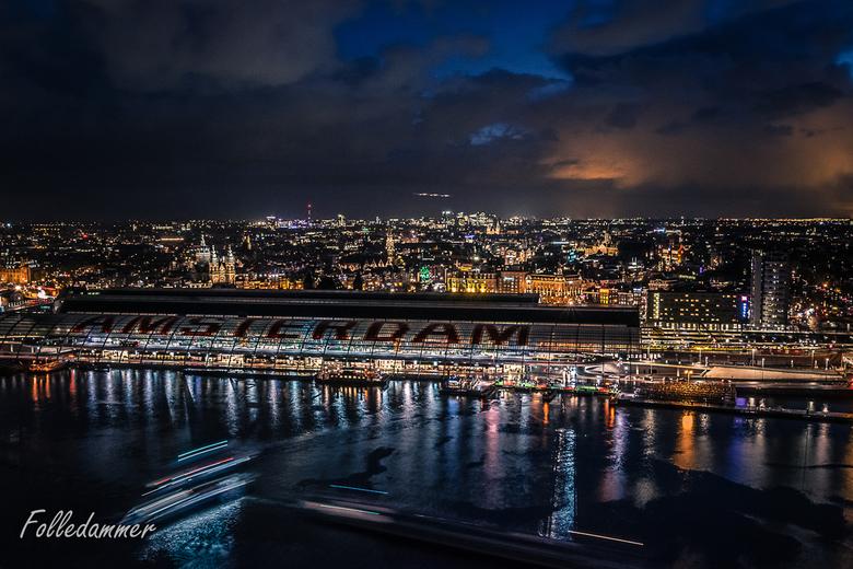 Mokum by night
