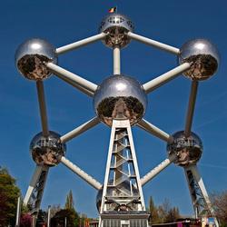 Brussel,Atomium