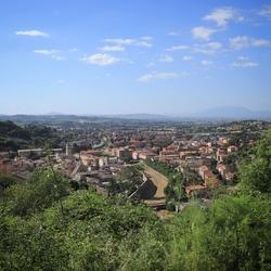 Spoleto, Italie