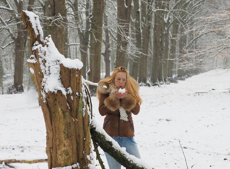 Sneeuw - Even terug in de tijd...het blijft  mooi
