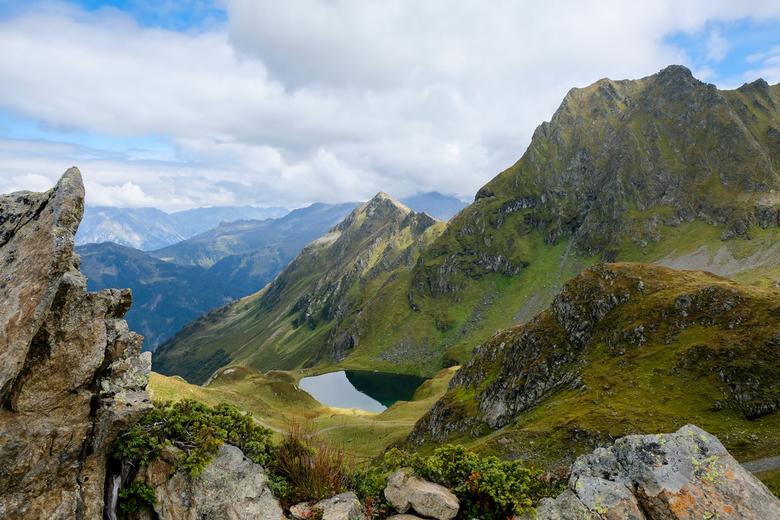 Oostenrijk (Montafon gebergte) -