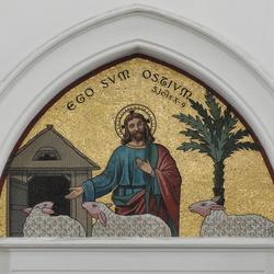 Sint-Norbertuskerk (detail)