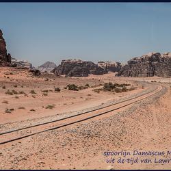 spoorlijn naar DAMASCUS 1505202309Rm