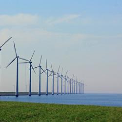 Windmolens Lelystad