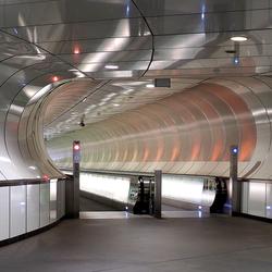 Kleuren Tunnel