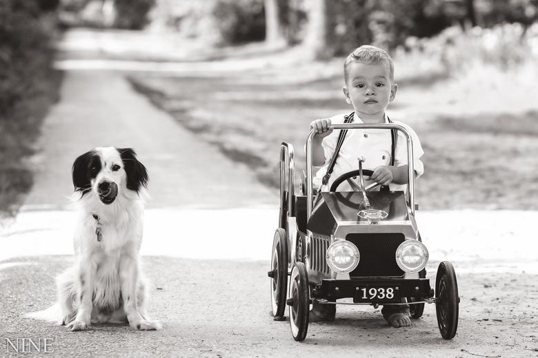 A child's best friend -
