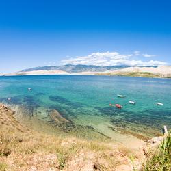 Otok Pag (Pag, Kroatië)