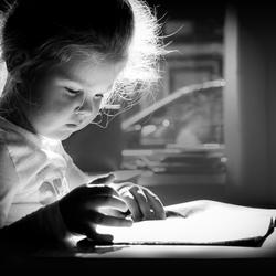 Nora leest