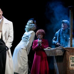 Scene Musical ANNIE - perspresentatie