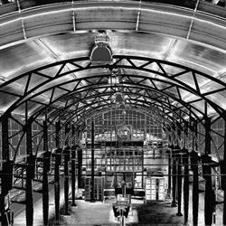 oude stationsoverkapping Amersfoort CS