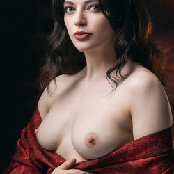 Nude Portrait of Helen