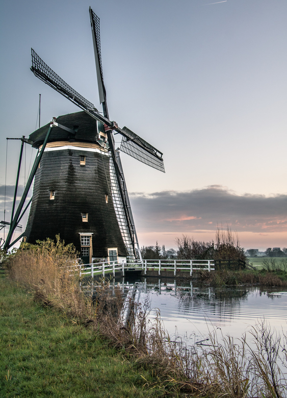 De 3 Molens, Stompwijk