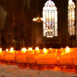 kerk in Brugge
