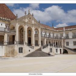 Universiteitsgebouw Coimbra