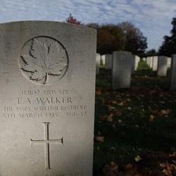 Canadees kerkhof Groesbeek 3