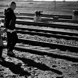 Trans siberie express (10) Gobi woestijn