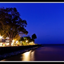 Paramaribo Twilight