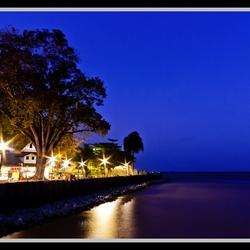 Paramaribo Twilight
