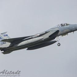 USAF ANG F-15 take-off