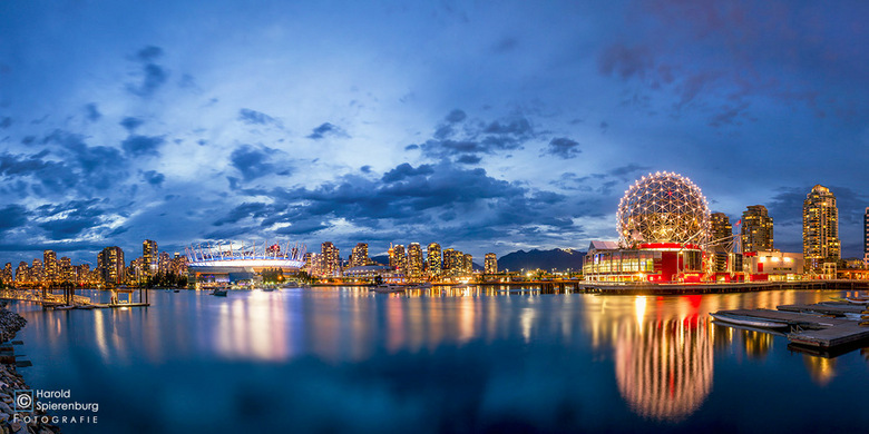 False Creek - Vancouver, Canada