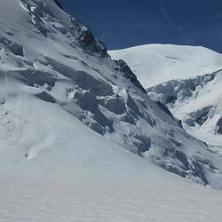 Mont Blanc 3500m