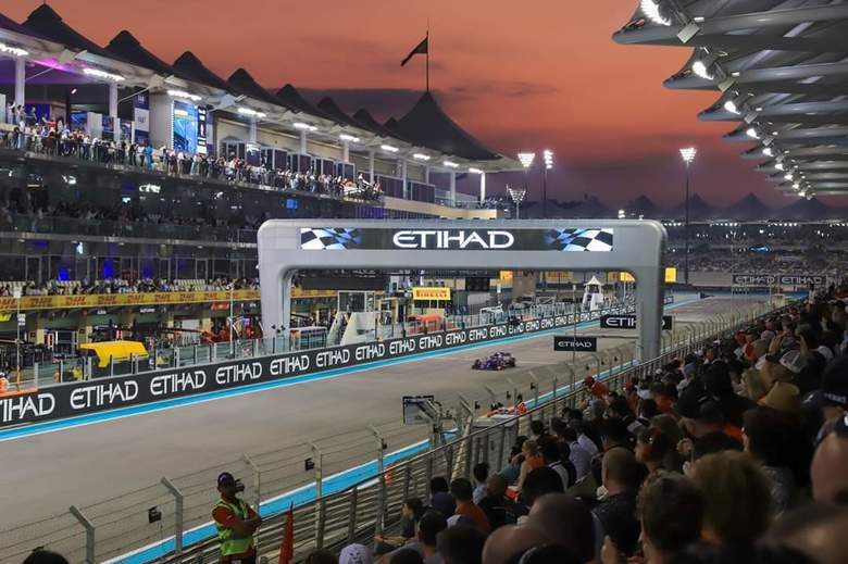 Formule 1 Abu Dhabi, Yas Marina  2019 -