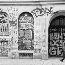 Straatbeeld in Berlijn