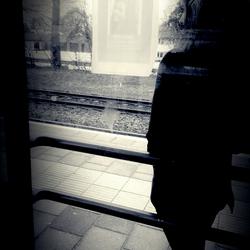 Straatfotografie: Het leven gaat door ............