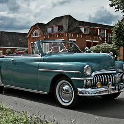 DeSoto Diplomat Custom Convertible 1950