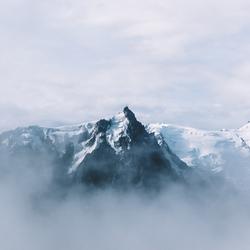 Aguille du Midi.