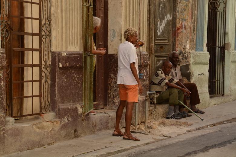 Het dagelijks leven - Havanna Cuba