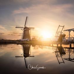 Classic Kinderdijk