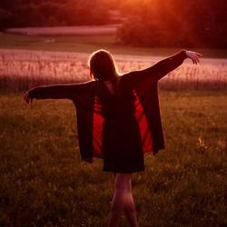 Zonsondergang shoot