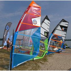 Het surf evenement ...