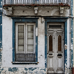 old building Azores