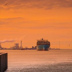 Delta Rotterdam Maasvlakte