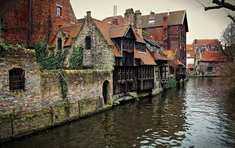 Brugge - Wederom eentje in de Brugge serie.